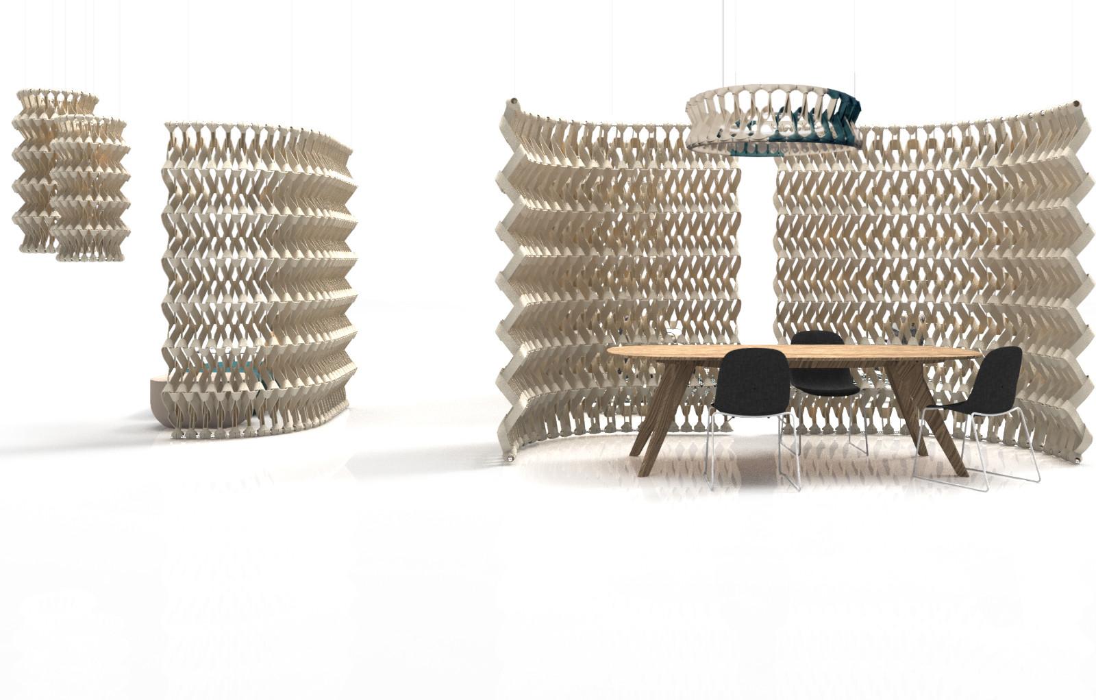 PLECTERE acoustic textiles inspiration 3