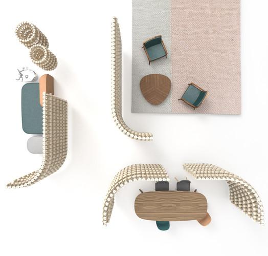 PLECTERE acoustic textiles inspiration 5
