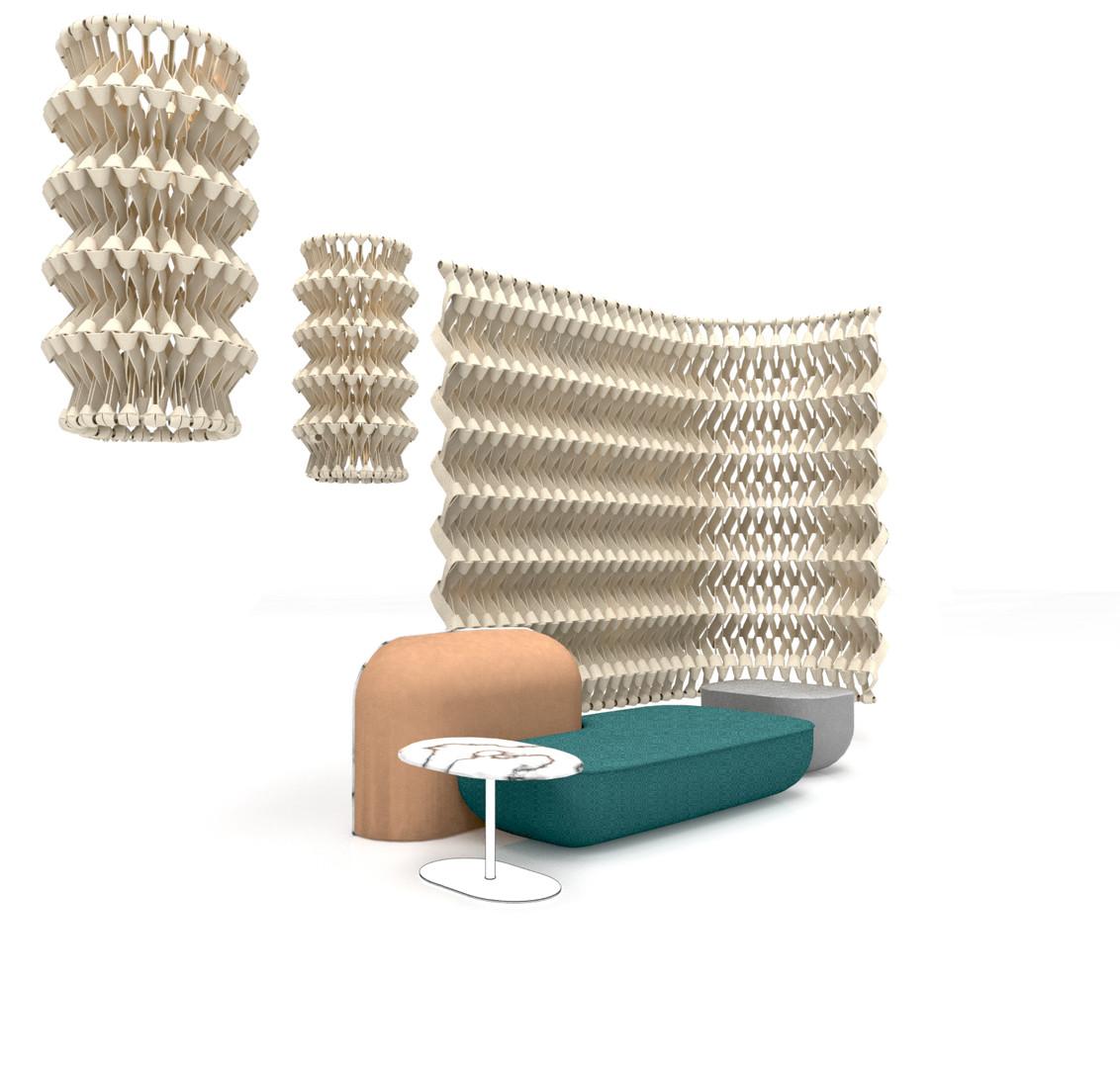 PLECTERE acoustic textiles inspiration 2