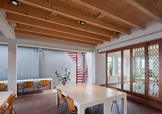 Plectere acoustic textile Springhouse 5.