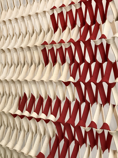 PLECTERE duotone acoustic textile red.jp