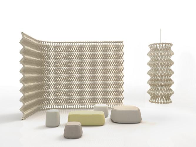PLECTERE acoustic textiles inspiration 1
