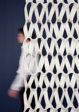 Plectere acoustic textiles Pinsent Mason