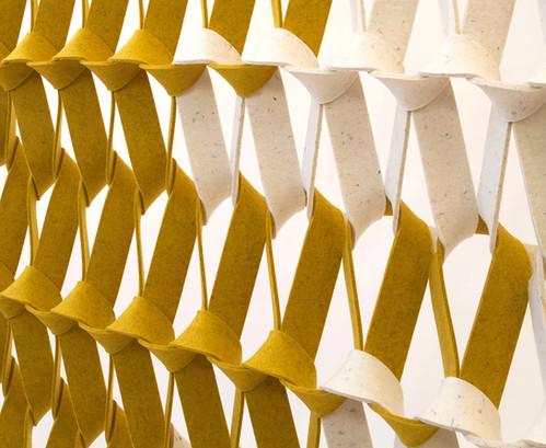 PLECTERE duo tone acoustic textile mosta