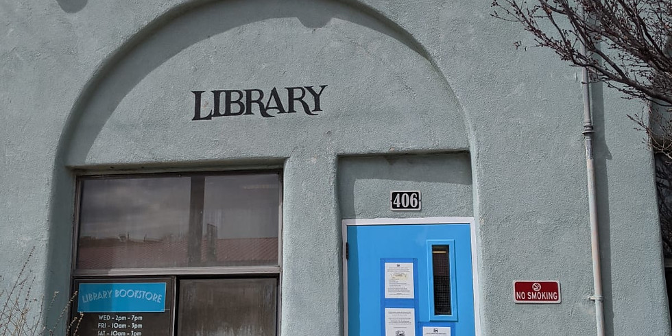 Carrizozo Library Reopening