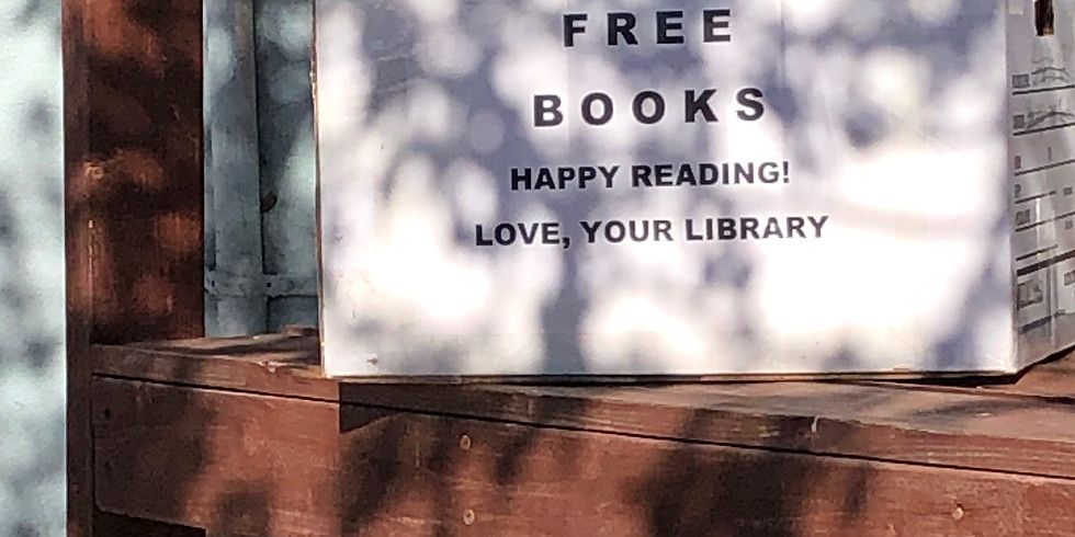 Free Books on the Bench