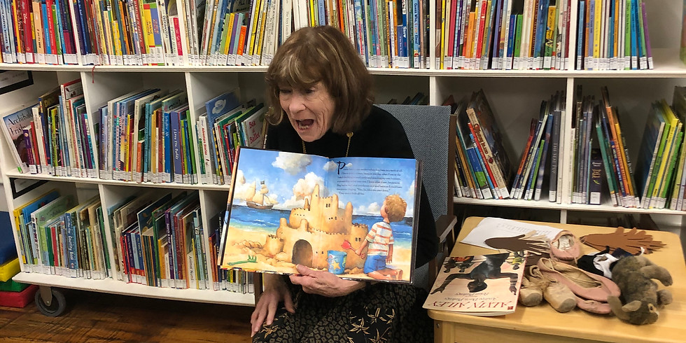 Rocking Horse Learning Center Pre-K BookNook