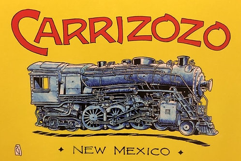 Carrizozo Train