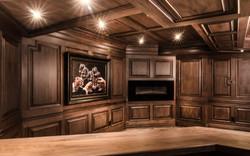 Wine-tasting room