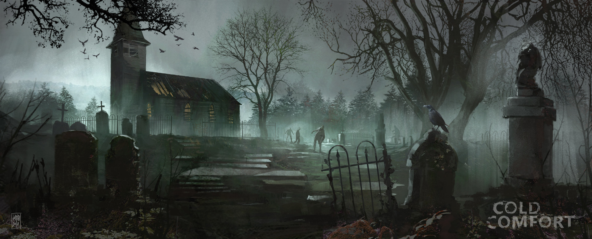 Cold confort game -church-concept-art.jp