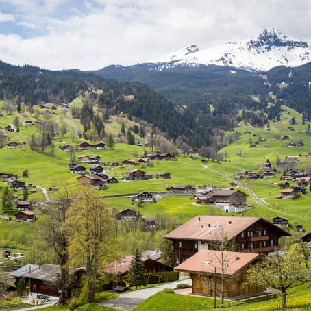 Work in Switzerland.