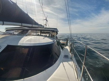 Relax on Aquamarine @ Sea