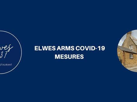 New COVID-19 mesures