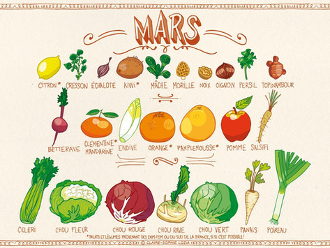 -MARS- Lettre de nouvelles