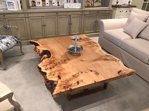 Mappa Burl Live-edge Coffee Table