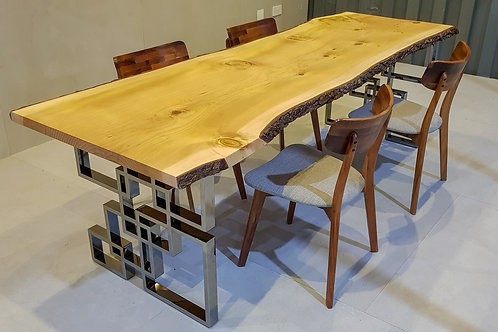 Cedar Of Lebanon Live-edge Table