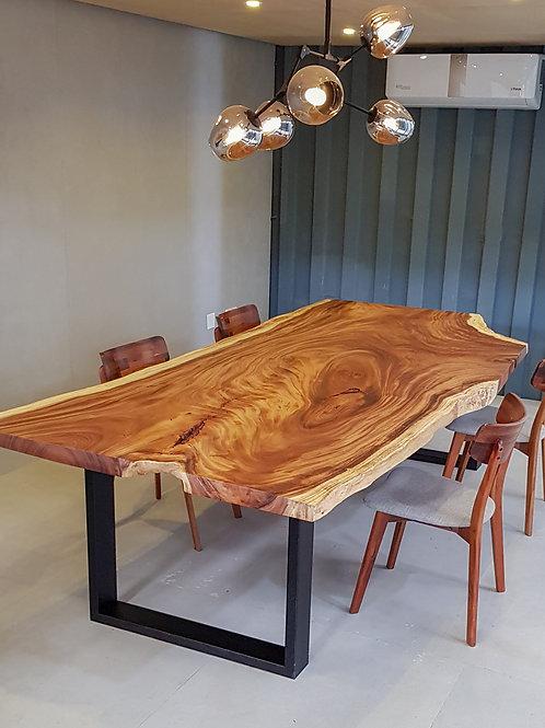Raintree Live-edge table
