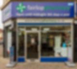 fairlop pharmacy shop front