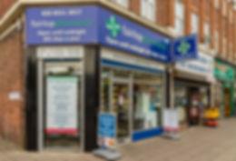 fairlop pharmacy exterior