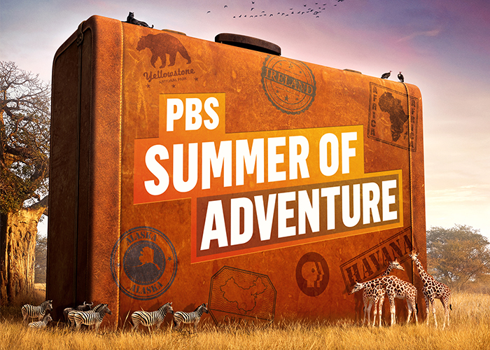 PBS Summer Of Adventure