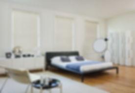 bedroom venetian blinds
