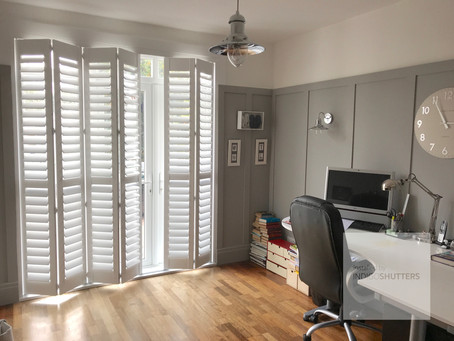 Plantation Shutter Blinds in Maldon