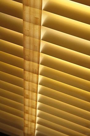 natural wood venetian blind