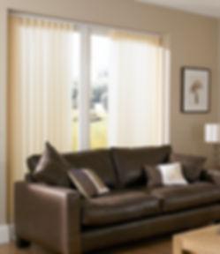 vertical blinds in halstead