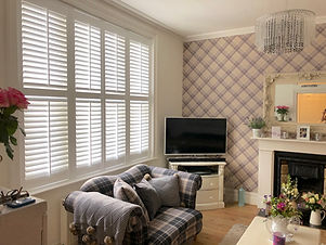 lounge shutters Chelmsford