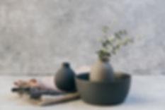 Växter och keramik