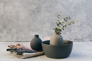 Plants and Pottery