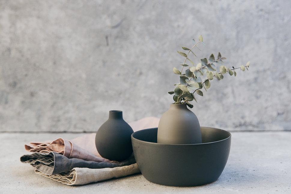 Plantas e Cerâmica