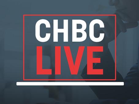 Chbc live
