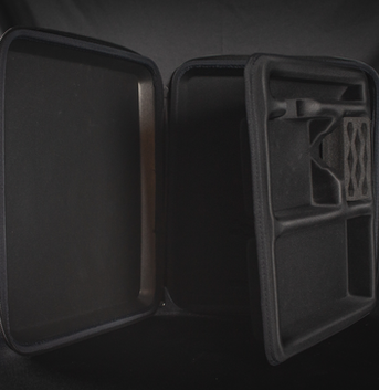 Character Case Compartment