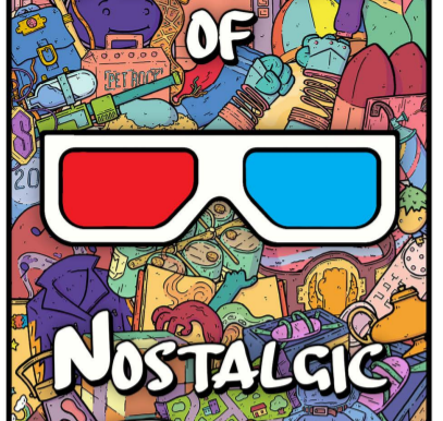 The Deck Of Nostalgic Things, Or The Millennial's Magic Emporium