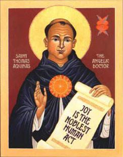 Happy Saint Day Fr. Thomas Aquinas!