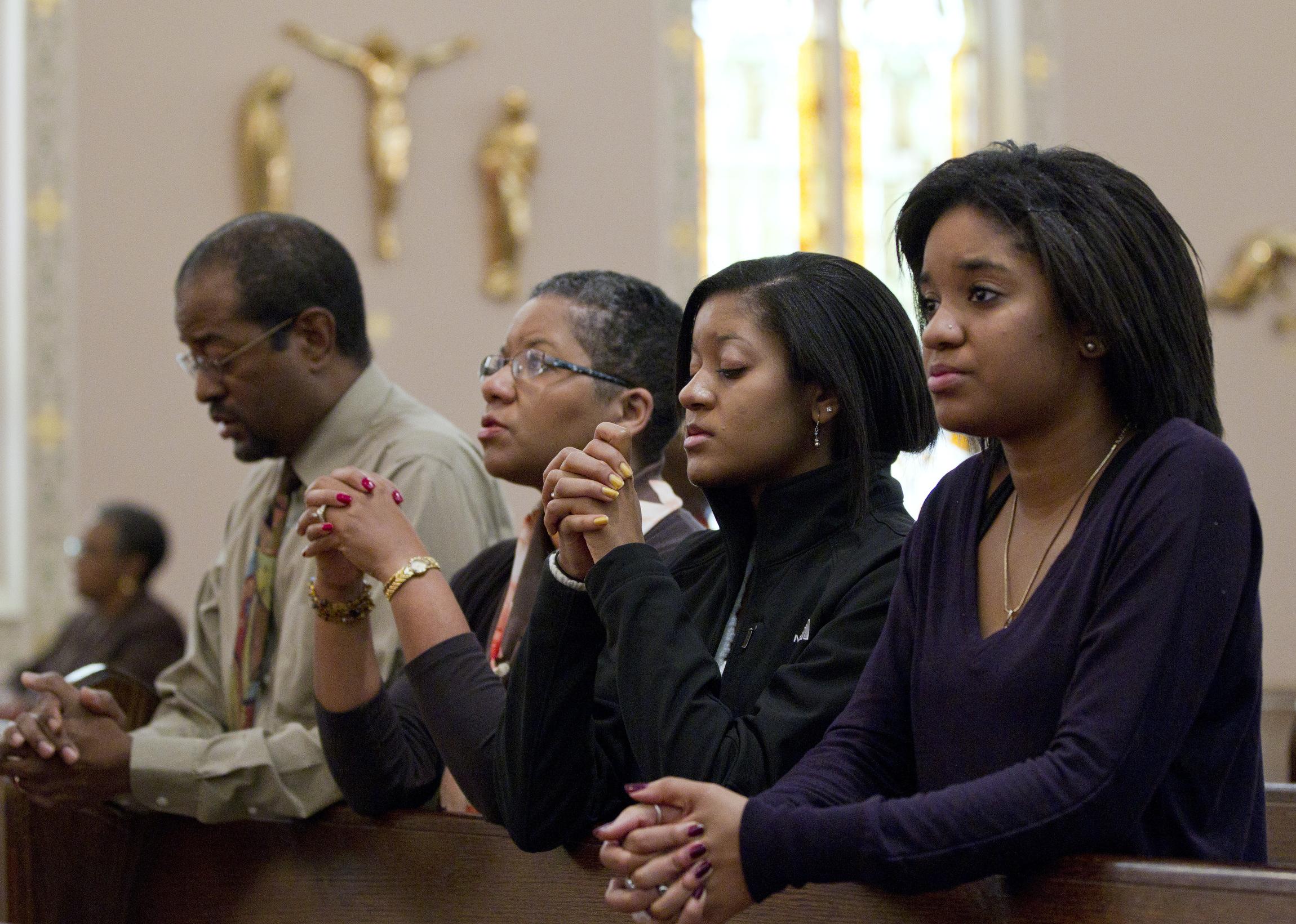 Black church girls pic — img 8
