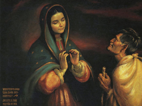 Our Lady of Guadalupe Novena ~ Day 2