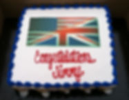 Citizenship Cake