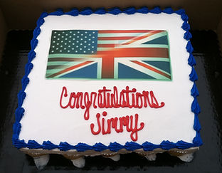 Citizenship Cake
