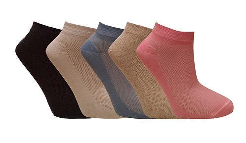 Носки женские ажурные С 82