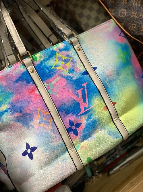 Water color Handbag