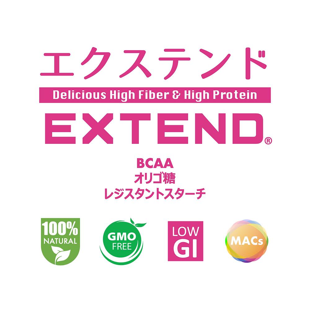 エクステンド [EXTEND] New Logo