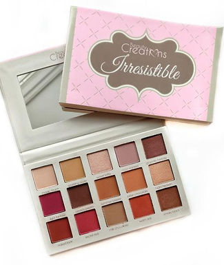 Eyeshadow palette IRRESISTIBLE