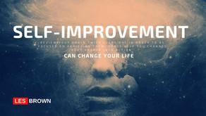 Warriors for Life – Satruday Evening – Self Improvement!