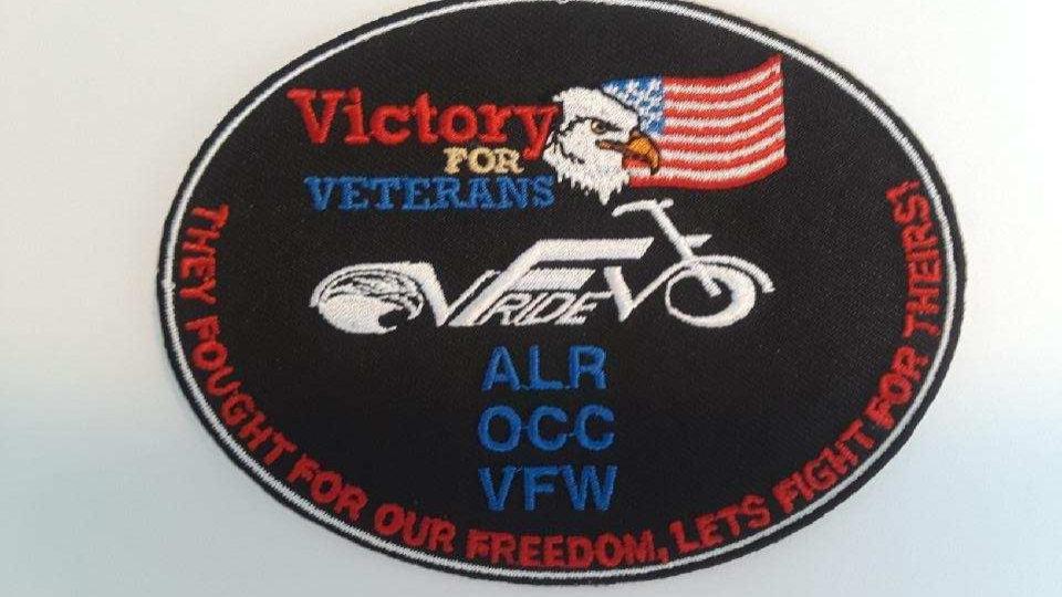 VFV RIDE Patch