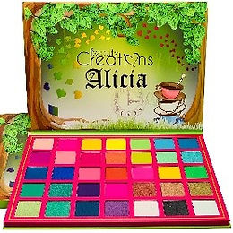 Eyeshadow palette ALICIA