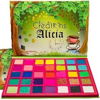Eyeshadow palette ALICIA