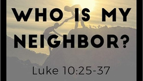 """""""Who is My Neighbor"""" – Your Invited to Warriors for Life (WFL) – Healing Thr"""