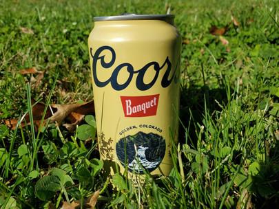 Second Sip: Coors Banquet
